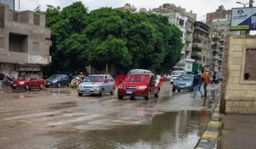 طقس القاهرة اليوم…وتوقعات بسقوط أمطار و رياح نشطة مثيرة للرمال