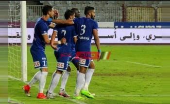 نتيجة مباراة سموحة وسيراميكا اليوم الدوري المصري