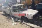لليوم الثالث على التوالى إستمرار حملات رفع السيارات المتهالكة بشوارع بورسعيد