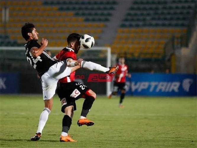 نتيجة وملخص مباراة الجونة وطلائع الجيش الدوري المصري