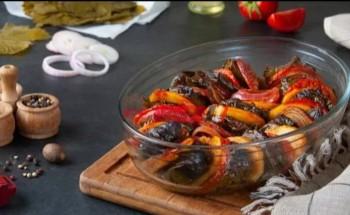 طريقة عمل كفته ورق العنب بصوص الطماطم من المطبخ الشامى