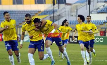 نتيجة مباراة الإسماعيلي وأسوان اليوم الدوري المصري