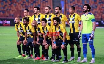 نتيجة مباراة المقاولون العرب والبنك الأهلي اليوم الدورى المصري