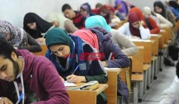 تعرف على موعد الامتحانات التجريبية لطلاب الشهادة الثانوية العامة 2021