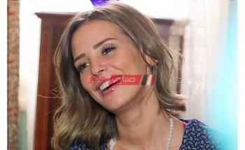 إيمان العاصي تحتفل بعيد ميلاد ابنتها