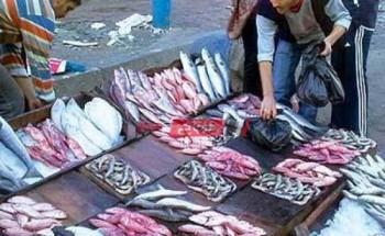 بسبب سوء الأحوال الجوية..إرتفاع أسعار الأسماك بدمياط