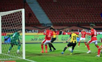 بثلاثية مقابل هدفين – الأهلي يعود إلى صدارة الدوري على حساب المقاولون