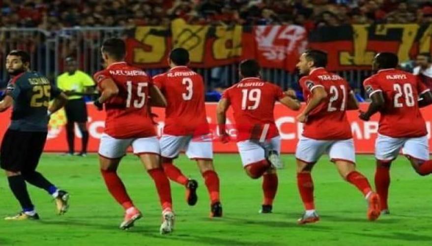 نتيجة مباراة الأهلي والمقاولون العرب بطولة الدوري المصري