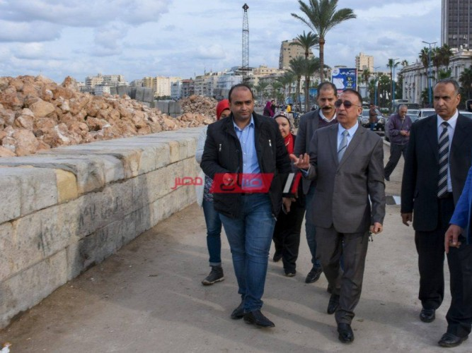 الإسكندرية تنفي إقامة كافيهات أمام مجمع المحاكم بالمنشية