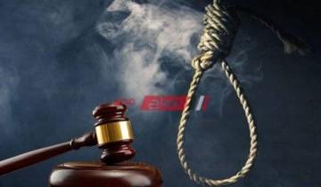 الإعدام شنقا لشخصان والمشدد 15 عاماً لأخرين بتهمة قتل سائق فى البحيرة