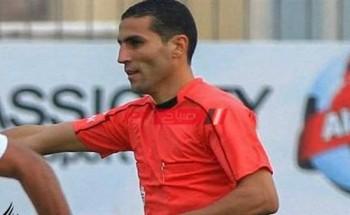 الكشف عن طاقم تحكيم مباراة الأهلي ضد المقاولون العرب