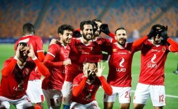 شريف يعود – التشكيل المتوقع للأهلي أمام المقاولون العرب