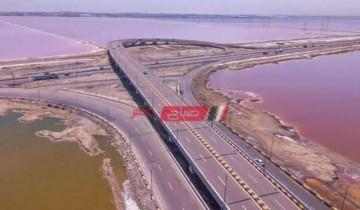 حقيقة انهيار كوبري الدخيلة في ميناء الإسكندرية