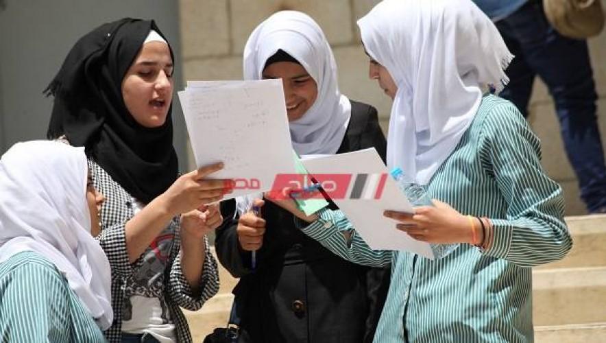 موعد امتحانات الثانوية العامة 2021 رسميا وزارة التربية والتعليم