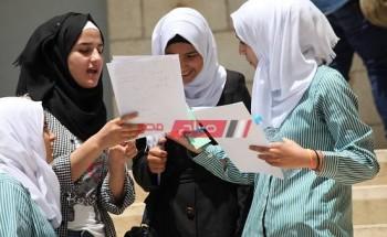 متوفر طريقة تسجيل استمارة امتحانات الشهادة الثانوية 2021 وزارة التربية والتعليم