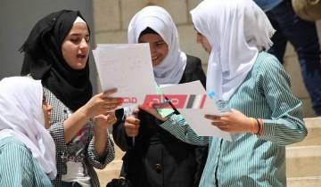 موعد امتحانات الصف الثالث الثانوي التجريبية وزارة التربية والتعليم