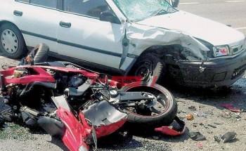 مصرع مواطن جراء حادث تصادم مرورى فى الأقصر