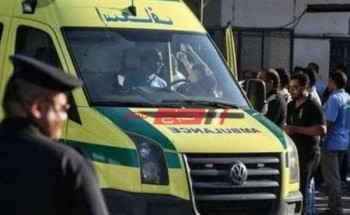 إصابة 7 أشخاص جراء حوادث الإسماعيلية خلال 24 ساعة