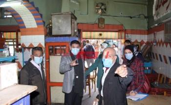 حملات مكبرة علي المطاعم بحي غرب لمتابعة إجراءات فيروس كورونا المستجد بالإسكندرية