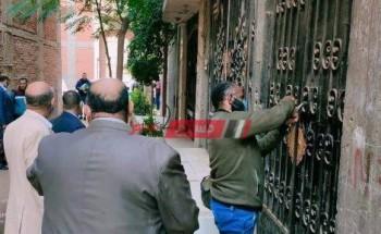 البحيرة تغلق 10 مراكز دروس خصوصية و 3 مقاهي مخالفة في حملة أمنية