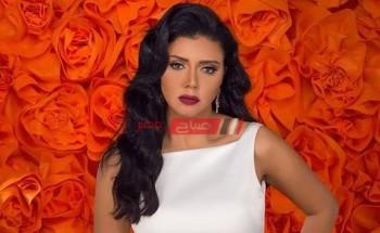 رانيا يوسف تنشر مقطع فيديو من كواليس كل ما نفترق