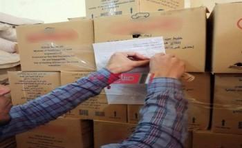 تموين الإسكندرية يضبط سلع غذائية منتهية الصلاحية قبل بيعها في الأسواق