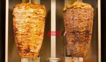 طريقة عمل شاورما الدجاج من المطبخ التركي