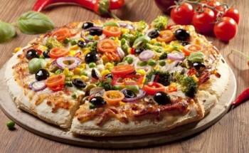 طريقة عمل بيتزا الشوفان الصحية للدايت