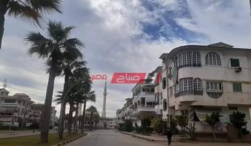 طقس مشمس في أغلب الأوقات بمحافظة دمياط اليوم الجمعة 15-10-2021
