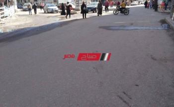 إعادة فتح البوغاز وتحسن فى حالة الطقس بمدن محافظة دمياط