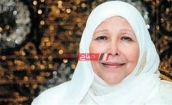 قرينة الرئيس السيسي تنعي الداعية الدكتورة عبلة الكحلاوي