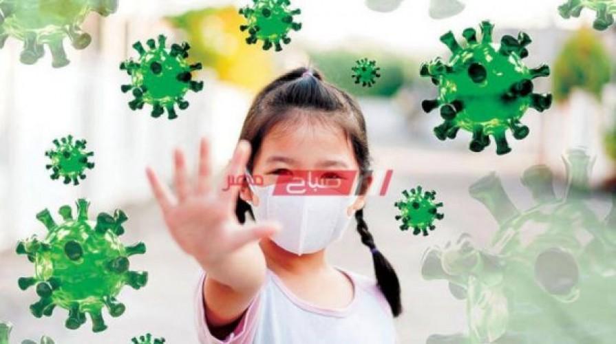 الصحة تضع برتوكولات علاج خاص بالاطفال المصابه بالفيروس