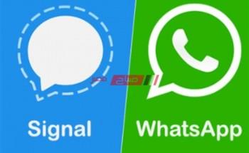 كافة المعلومات عن تطبيق سيجنال signal بديل واتساب فى مصر