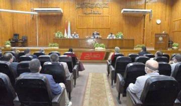 """عقد الاجتماع التنسيقى لتنفيذ مشروع التدريب العملي المشترك """"صقر 75 """" لمجابهة الأزمات والكوارث بأسيوط"""