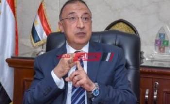 محافظ الإسكندرية يطلق إشارة البدء في مشروع تطوير محطة مصر – فيديو