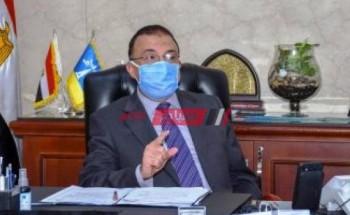 بالفيديو محافظ الإسكندرية يتابع إزالة الإشغالات المخالفة في ميدان الساعة بفيكتوريا