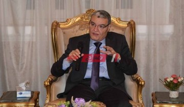 تسليم 107 عقداً جديداً لأهالي المنيا بما يتعلق بأوضاع أراضي أملاك الدولة