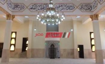 مديرية ألاوقاف بالإسماعيلية تقوم بأفتتاح خمس مساجد بالقنطرة اليوم