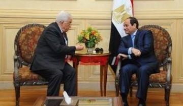 الرئيس الفلسطيني يشكر القيادة المصرية لرعايتها المصالحة بين الفصائل