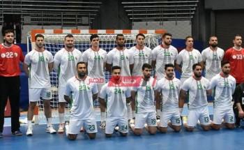 نتيجة مباراة الجزائر والنرويج كأس العالم لكرة اليد