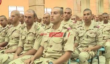 حالا متوفر مواعيد سحب ملفات التطوع في الجيش المصري 2021 والشروط المطلوبة