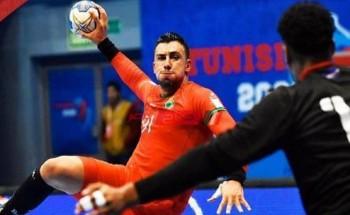 نتيجة مباراة المغرب وانجولا كأس العالم لكرة اليد