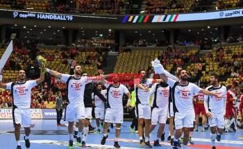 نتيجة مباراة تونس والنمسا كأس العالم لكرة اليد