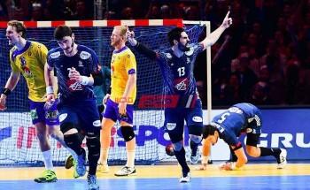 موعد مباراة فرنسا والسويد نصف نهائي كأس العالم لكرة اليد وتردد القناة الناقلة