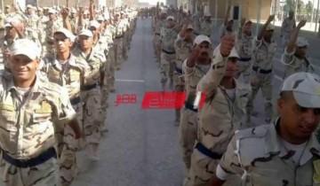 موعد التطوع في الجيش 2021 وشروط القبول والأوراق المطلوبة