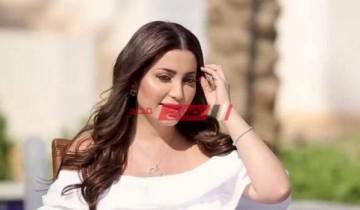 نسرين طافش تشوق جمهورها لـ مسلسل المداح