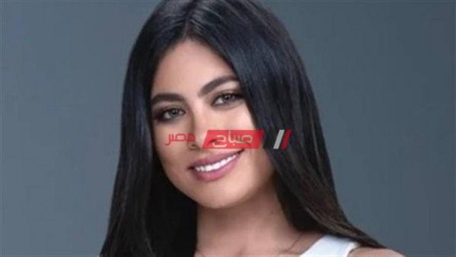 هاجر أحمد تستعرض رشاقتها على السوشيال ميديا