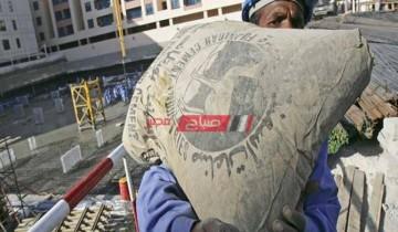 أسعار مواد البناء في مصر اليوم الأربعاء 20-10-2021