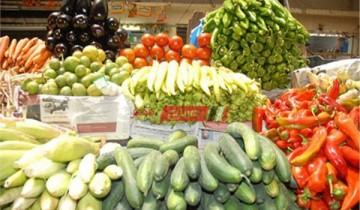 أسعار الخضروات اليوم الخميس 6-5-2021 في الأسواق المحلية