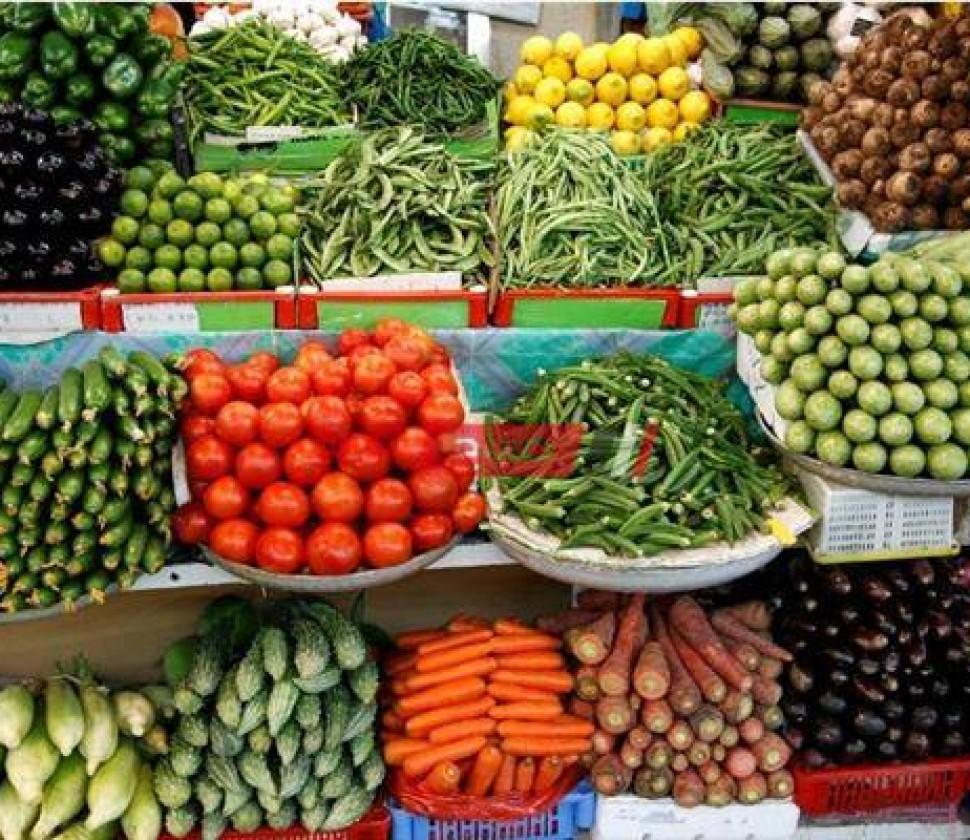 اخر تحديث أسعار كل انواع الخضروات اليوم الأربعاء الموافق 22 شهر سبتمبر